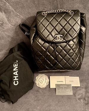Chanel leather backpack for Sale in Dallas, TX