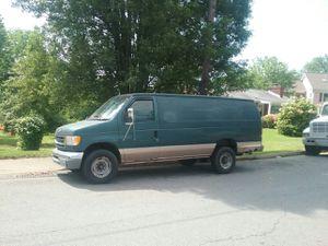 Ford E250 diesel cargo van for Sale in Charlottesville, VA