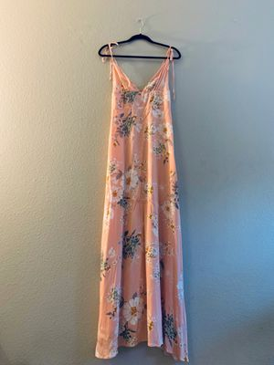 Blush Floral Dress! for Sale in Loma Linda, CA