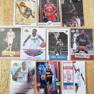 Andre Iguodala Nuggets 76ers NBA basketball cards for Sale in Gresham, OR