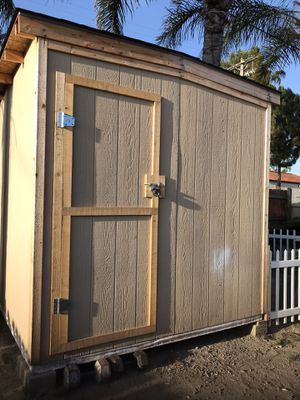 8x8x8 shed for Sale in Vista, CA