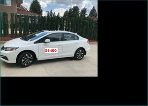 Price$1400 Honda Civic for Sale in Frederick, MD