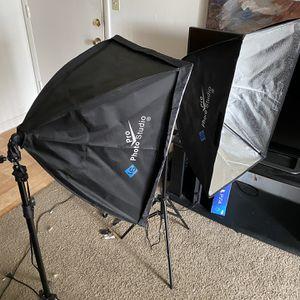 Pro Photo Studio Lights for Sale in Phoenix, AZ