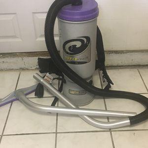 Vacuum backpack super coach for Sale in Richmond, VA