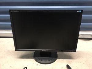 "Samsung 19"" External Monitor for Sale in San Luis Obispo, CA"