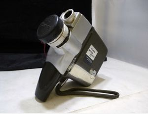 VINTAGE CANON MOTOR ZOOM 8 EEE 8MM CINE MOVIE CAMERA NOT TESTED for Sale in Columbus, OH
