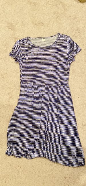 Old navy blue stripe dress XS for Sale in Brookeville, MD
