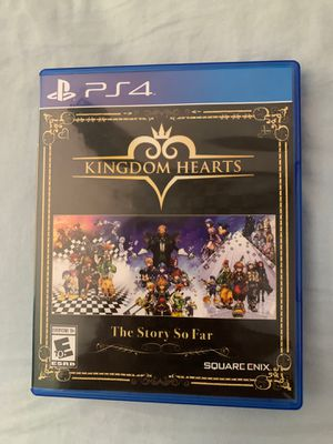 "Kingdom hearts "" The story so far "" PlayStation 4 ( brand new ) for Sale in Miami, FL"