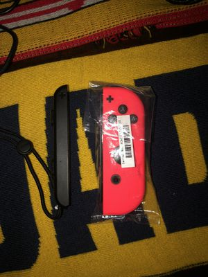 Nintendo switch red joy con (R) for Sale in Gaithersburg, MD