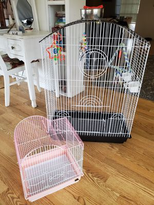 Bird Cage bundle deal for Sale in Holiday, FL
