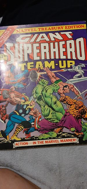 Giant superhero team up for Sale in East Los Angeles, CA