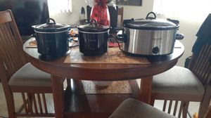 Crock-pot slow cooker for Sale in Miami, FL