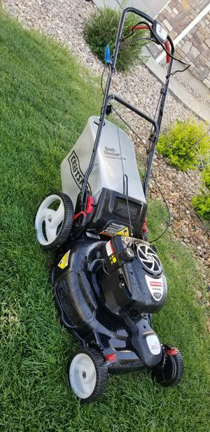 Craftsman 6.75HP self propelled lawnmower -Almost NEW for Sale in Aurora, CO