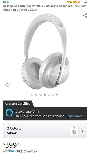 Bose NC 700 headphone for Sale in Federal Way, WA