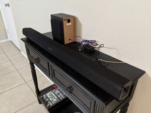 RCA home theater sound bar for Sale in Chandler, AZ