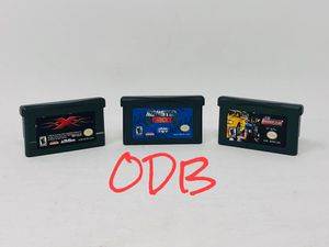Gameboy Advance Game Bundle Nintendo GBA for Sale in Parkville, MO