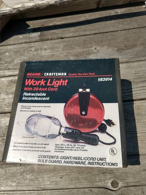 Drop Light for Sale in Vernon, CT