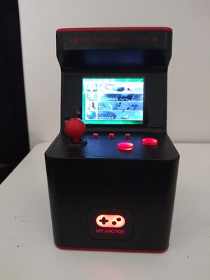 Dream Gear mini arcade game has over 300 games for Sale in Wittmann, AZ