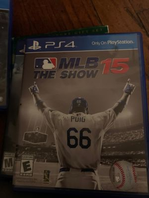 MLB The Show 15 for Sale in Anaheim, CA