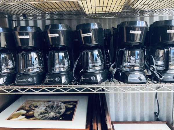 Coffee pot, 5 cup