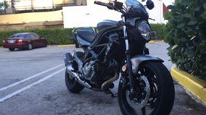 Suzuki SFV650 motorcycle Gladius naked for Sale in Miami, FL