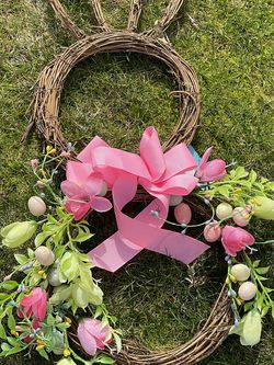 Easter Bunny Wreath for Sale in Canby,  OR