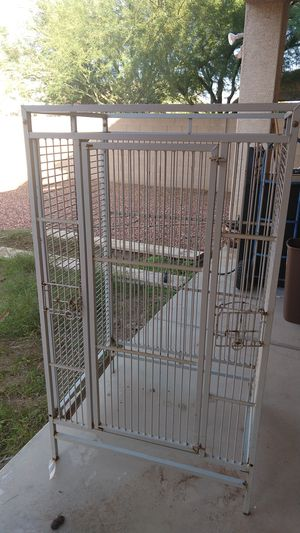 Big Iron Bird Cage for Sale in Sun City, AZ
