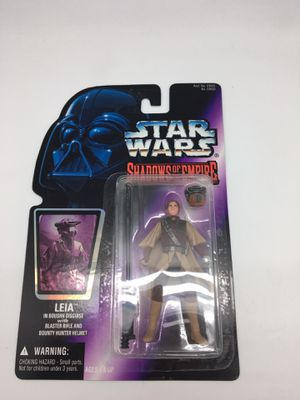 Star Wars Shadows of Empire and The Power of the Force Collection 2 Action Figures for Sale in Las Vegas, NV