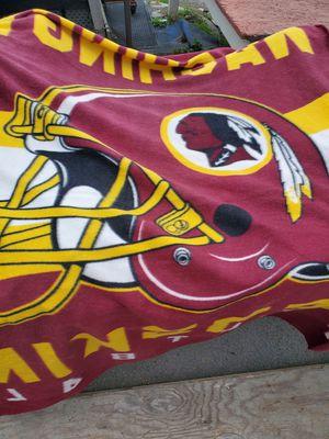 Red skin blanket for Sale in Norfolk, VA