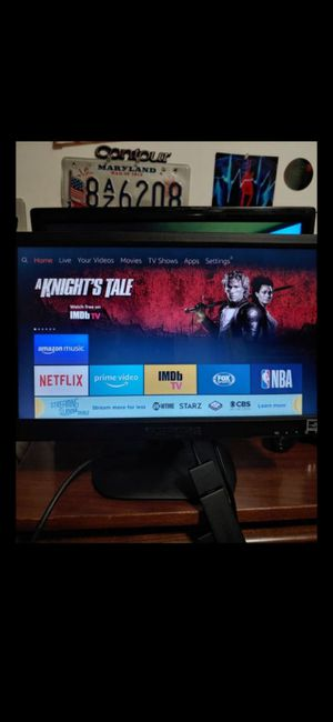Monitor/ TV for Sale in Rockville, MD
