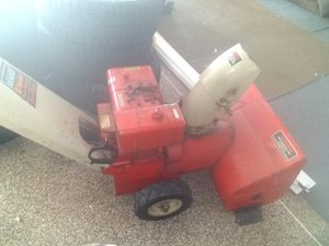 Older Montgomery ward snowblower!! for Sale in Canton, OH