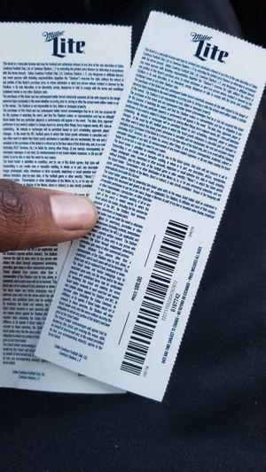 Cowboys vs rams tickets for Sale in Arlington, TX