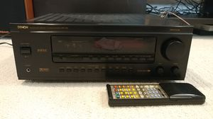 Denon AVR 1700 5.1 Surround Channel Receiver for Sale in Sharon, MA