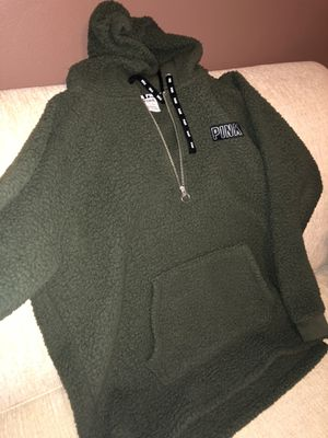Pink Sherpa Hoodie for Sale in Port St. Lucie, FL