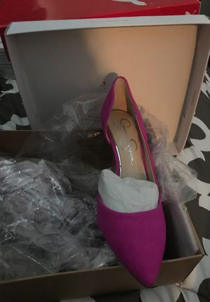 Jessica Simpson Hot Pink heels for Sale in Pembroke Pines, FL