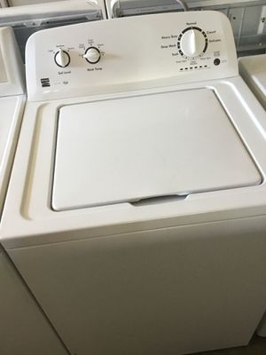 Kenmore set washer dryer for Sale in Fresno, CA