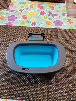 Dog water bowl for kennel for Sale in Gilbert, AZ