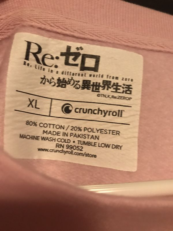 Re Zero anime: Rem and Ram Sweater