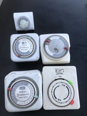 Timers for Sale in Whittier, CA