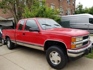 1994 Chevy Silverado 4×4 Z75 for Sale in Queens, NY