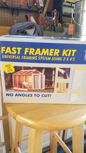 Shed framer kit for Sale in Brentwood, CA