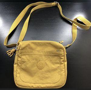 Kipling Sebastian HB6877 Crossbody Bag Mustard Yellow for Sale in Palm Bay, FL