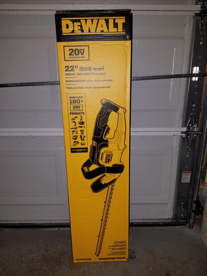 New dewalt 20v MAX trimmer 22 inches (tool only) for Sale in Ashburn, VA