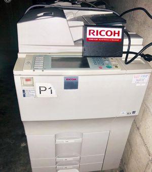 Ricoh Aficio MP 9001 Lazer multifunction Printer A3 Mono Lazer. for Sale in San Dimas, CA