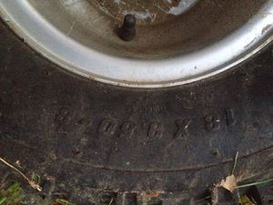 Carlyle set of 4 tires and rims for Sale in Glen Burnie, MD