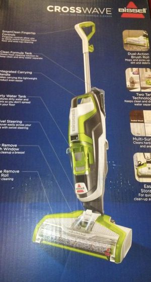 Bissell Crosswave - Mop/Vacuum for Sale in Beverly Hills, CA