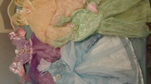 Disney store princess dresses for Sale in Henderson, NV