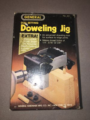 Doweling Jig, General Item #841 for Sale in Vancouver, WA