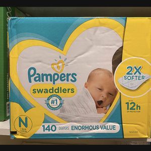 Pamper Swaddlers for Sale in Whittier, CA
