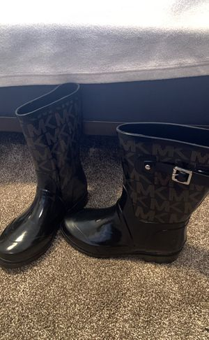 Michael Kors Rain Boots for Sale in Chesapeake, VA